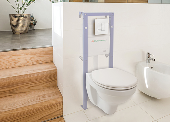 WC komplet 'All-in-1' Fluidmaster
